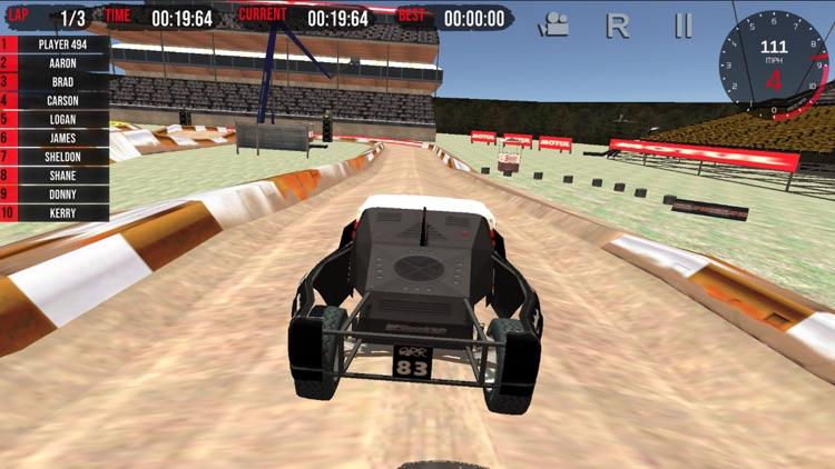 Offroad Trophy Truck Racing screenshot-7