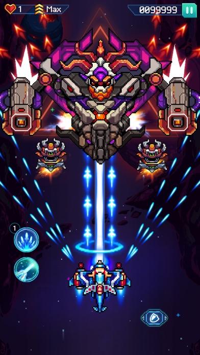 Galaxiga - Classic 80s Arcade screenshot 5