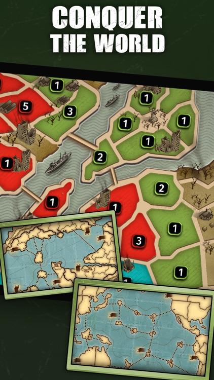 B&H: WW2 Strategy Board Game screenshot-4