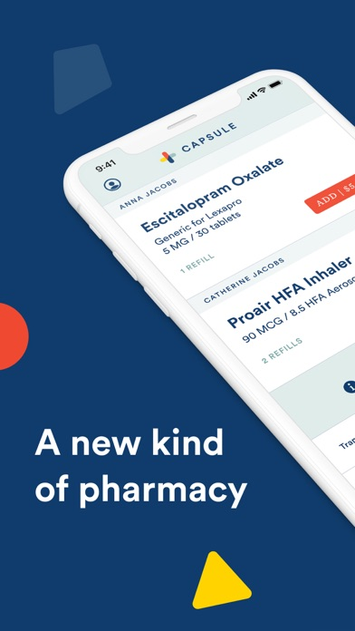 Capsule PharmacyScreenshot of 1