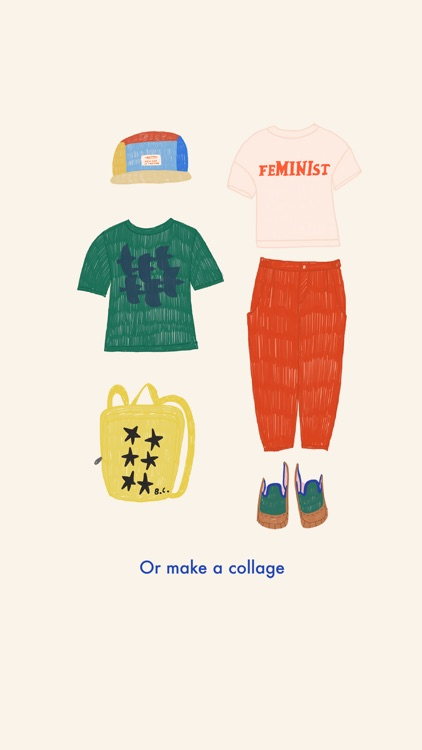 Dress up a paper doll game