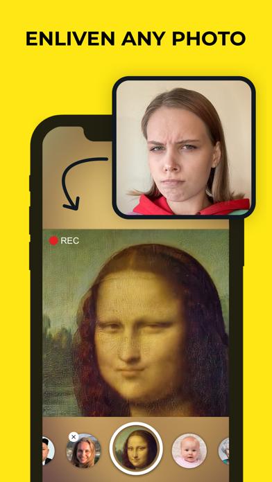 Avatarify: AI Face Animator screenshot 1