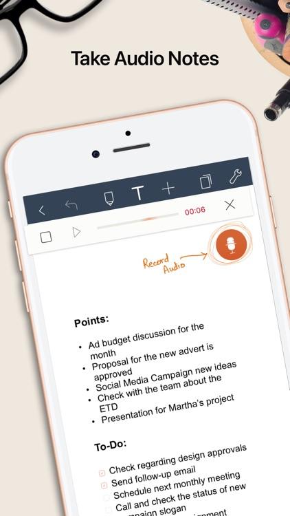 Noteshelf - Notes, Annotations screenshot-3