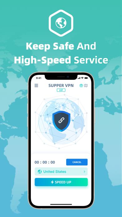 cancel SuperVPN - Secure & Fast Proxy subscription image 2