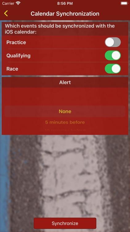 Race Calendar 2021 screenshot-4