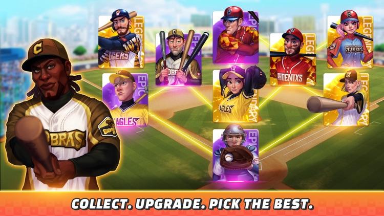 Baseball Clash: Real-time game screenshot-3