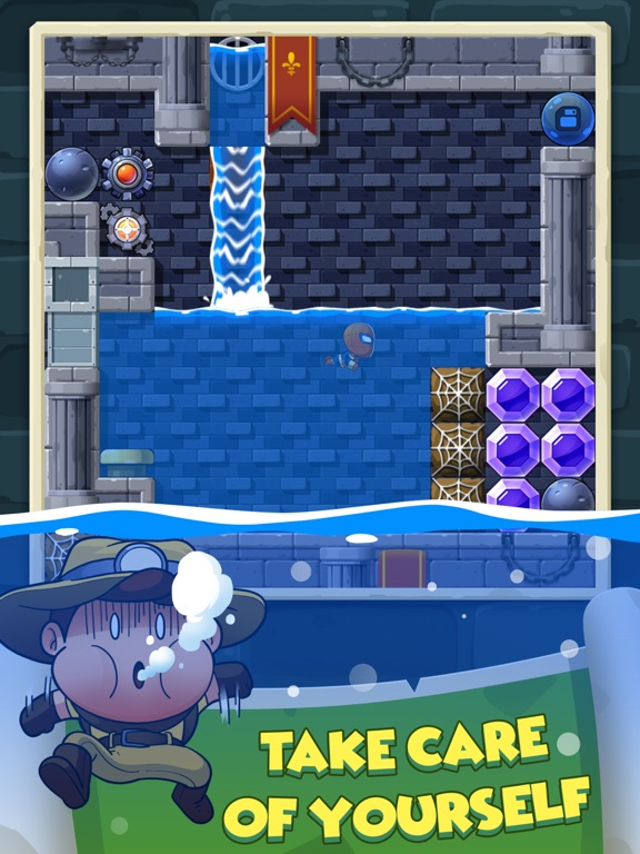 Diamond Quest: The Lost Temple screenshot 13