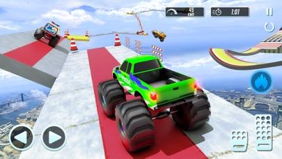 Mega Jump Car Driving & Racingのおすすめ画像4