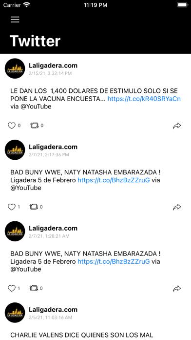 La Ligadera screenshot 10