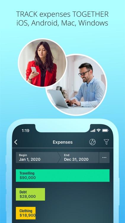 Money Pro: Personal Finance AR screenshot-7