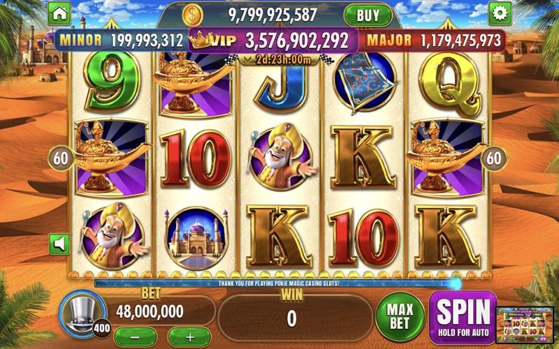 Pokie Magic Vegas Slots free Coins hack