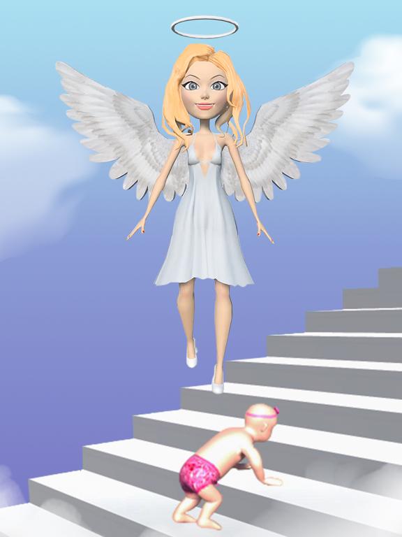 iPad Image of Stairway to Heaven !