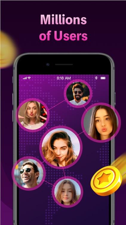 JoyChat-Random Live Video Chat screenshot-3