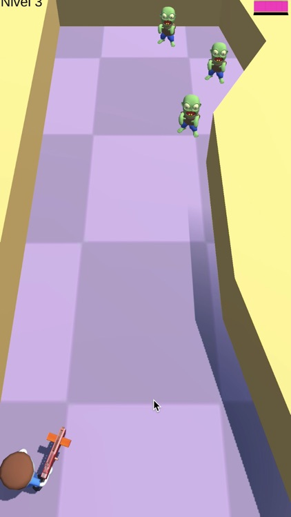 Bullet Zombie 3D screenshot-3