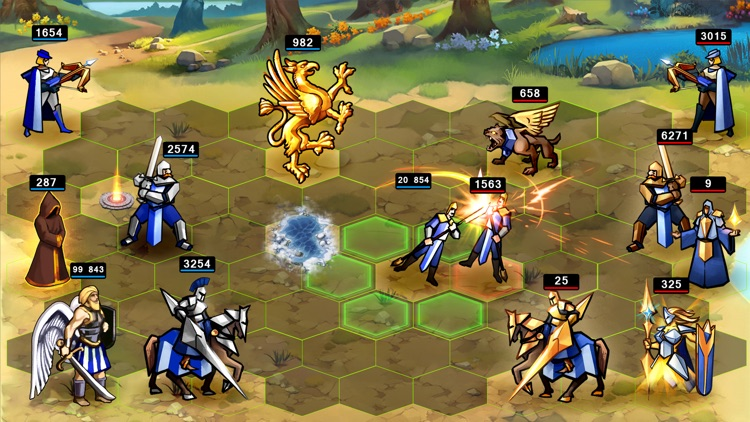 Heroes Magic War