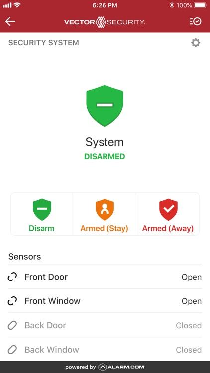 Vector Security screenshot-8