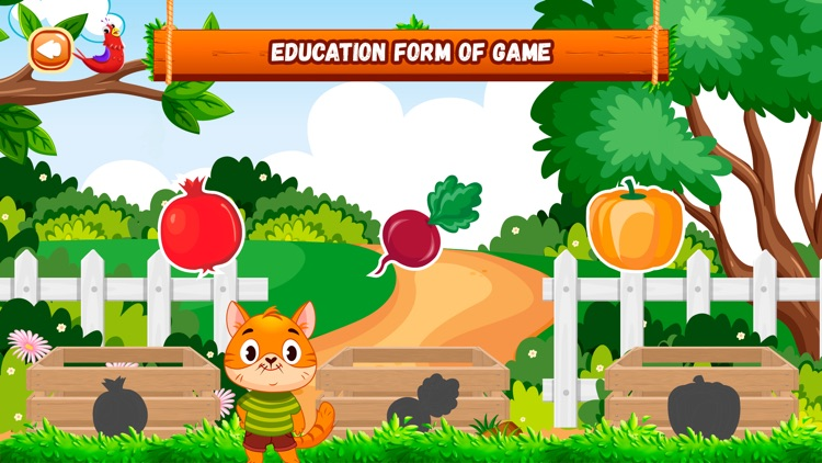 Games for toddlers 3+ screenshot-4
