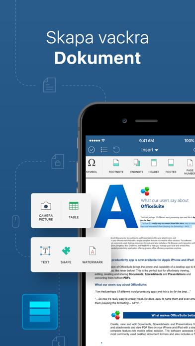 OfficeSuite & PDF editor på PC