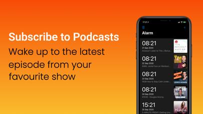 点击获取Podcast Alarm - Player & Alarm