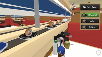 Conveyor Belt Sushi Experience Screenshot