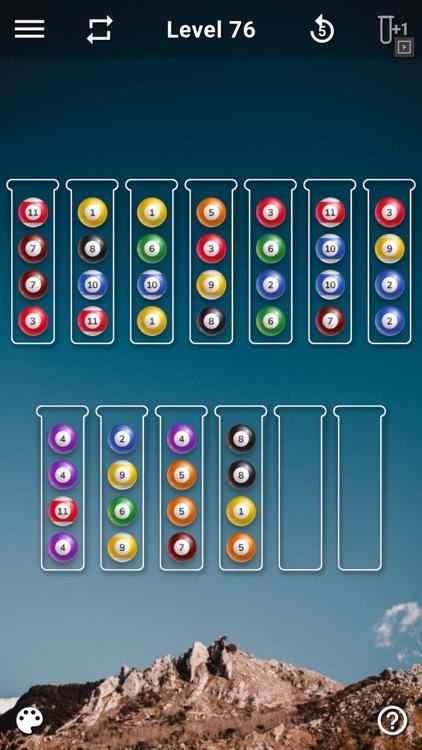 Ball Sort Puzzle - Color Games screenshot-6