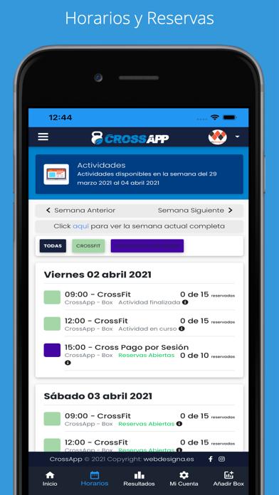 CrossApp screenshot 3