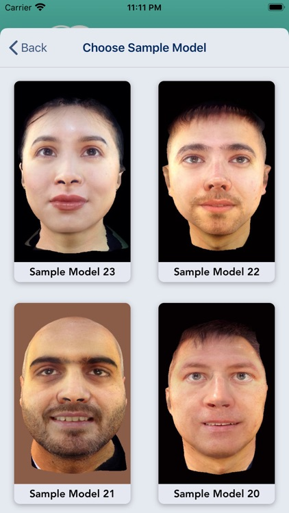 Bellus3D Face Maker screenshot-1