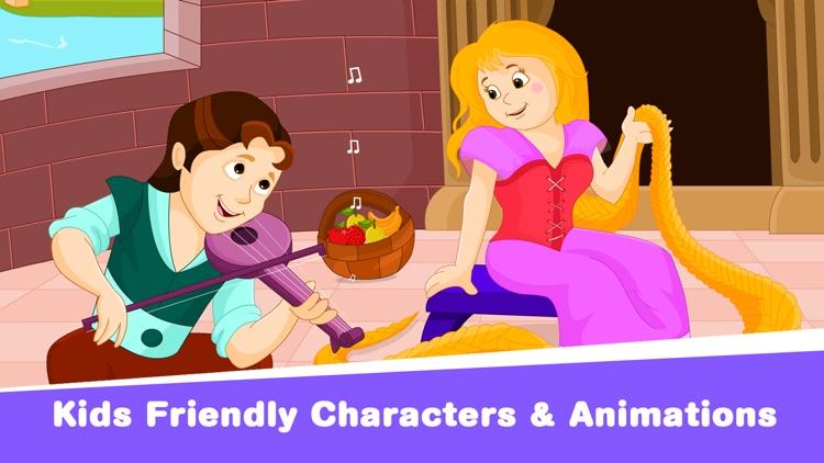 Kids Stories: Learn To Read screenshot-6