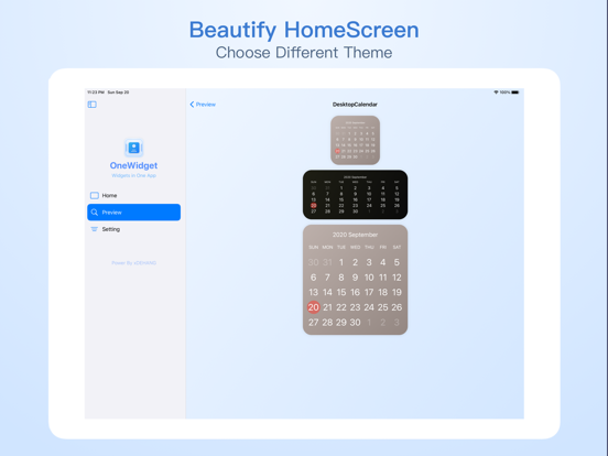OneWidget - Widgets in One App screenshot #5