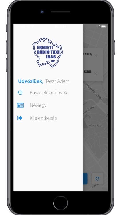 Eredeti Rádió Taxi screenshot-3