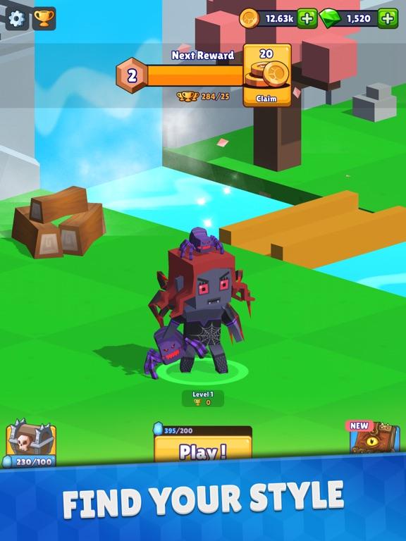 Hunt Royale: Epic PvP Battle screenshot 8