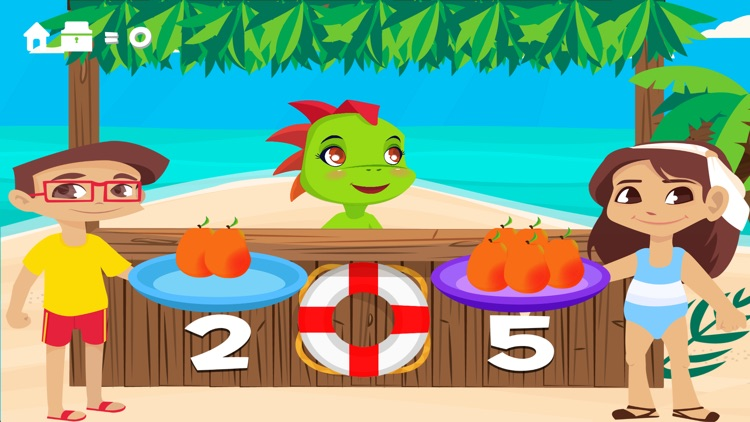 Play & Learn Spanish - Beach screenshot-5
