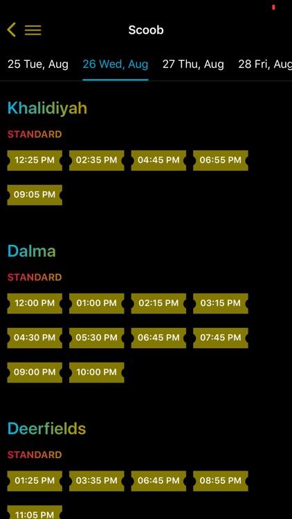 Cineroyal Cinemas screenshot-3