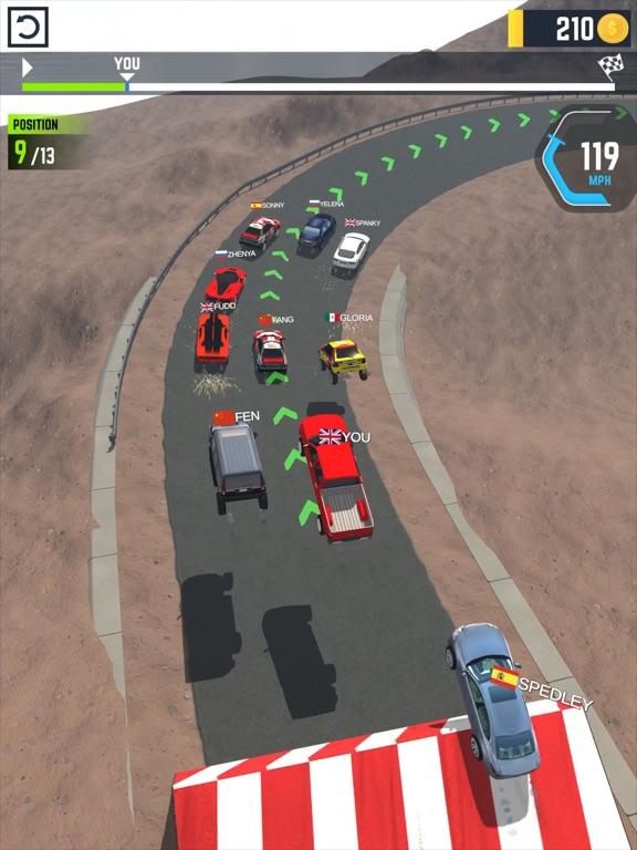 Turbo Tap Race screenshot 9