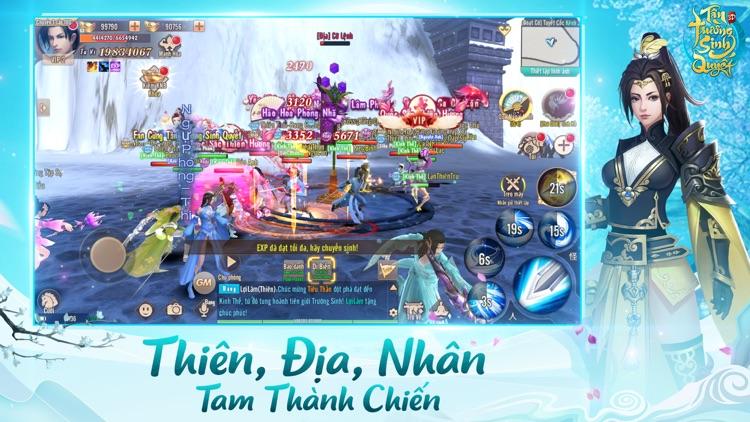 Tân Trường Sinh Quyết screenshot-6