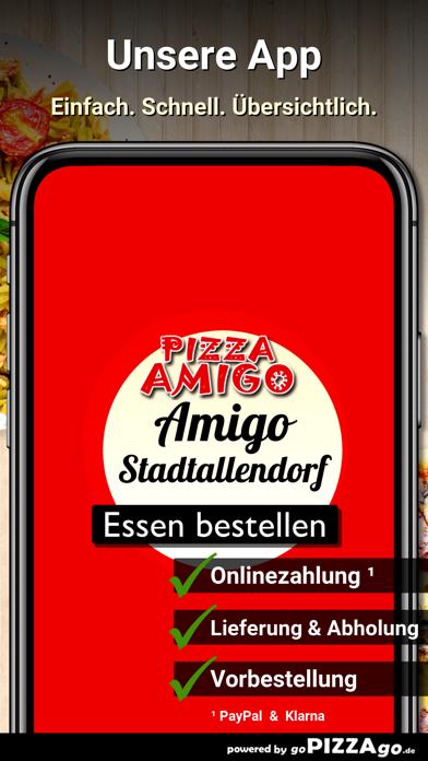 Pizza Amigo Stadtallendorf screenshot 1