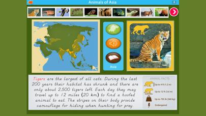Montessori - Animals of Asia screenshot 3