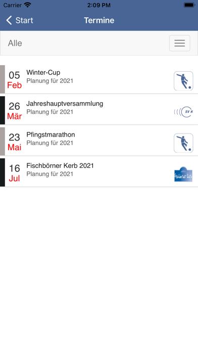 SV Hochland Fischborn e.V.Screenshot von 4