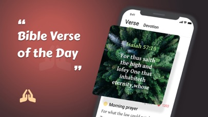 cancel Bible KJV - Daily Bible Verse app subscription image 1