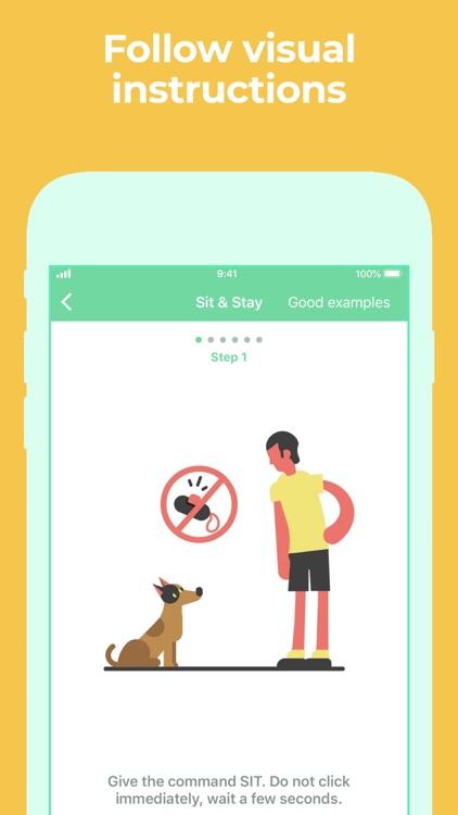 Dog Training & Clicker by Dogo screenshot-4