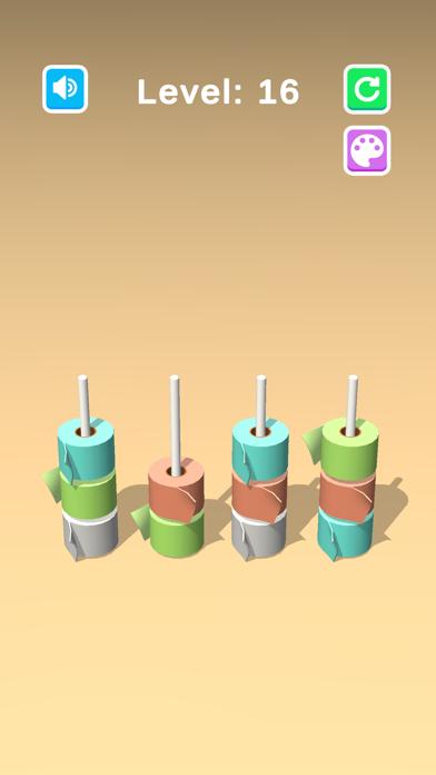 カラーソートパズル : Color Sort Puzzle紹介画像6