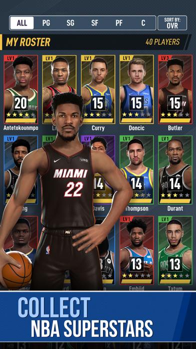 Screen Shot NBA Ball Stars 1