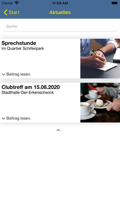 Seniorenclub Oer-ErkenschwickScreenshot von 3
