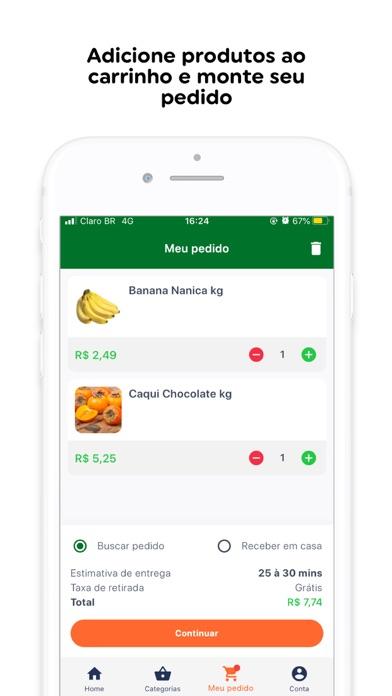 Vieira Supermercado screenshot 4