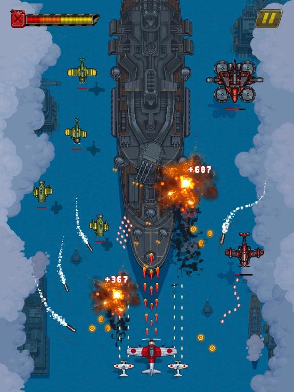 1945シューティングゲーム:飛行機ゲームのおすすめ画像8