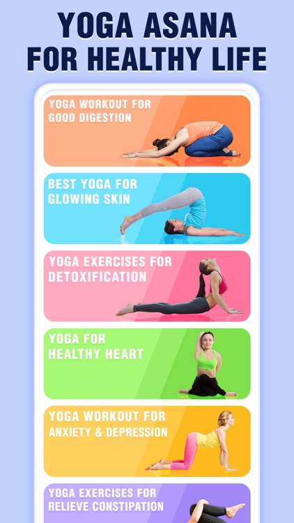 Yoga for Weight Loss at Home