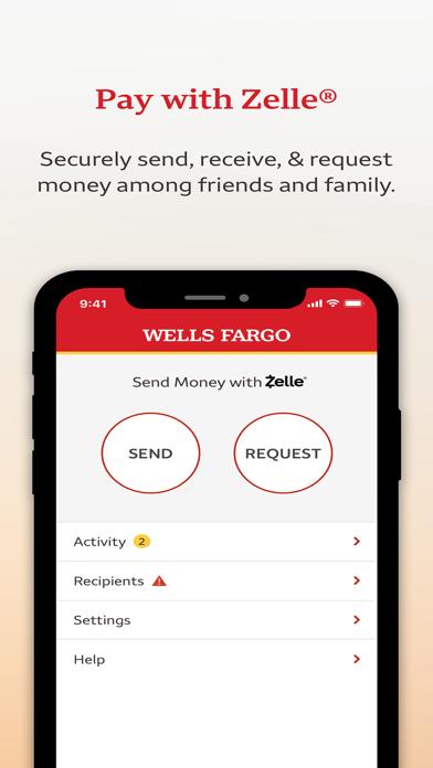 messages.download Wells Fargo Mobile software