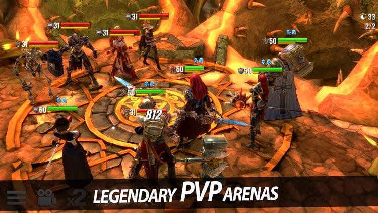 Heroes Forge: Battlegrounds screenshot-6