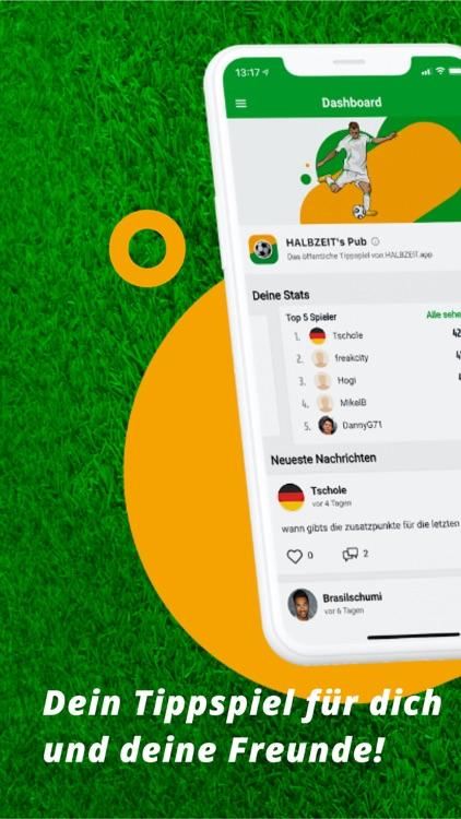 Halbzeit.app