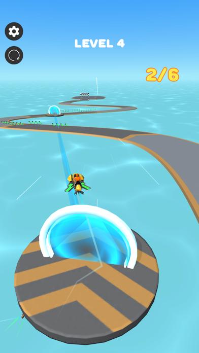 Portal Runner 3D screenshot 1